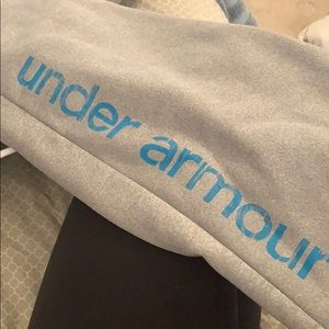 Youth under armor sweatpants